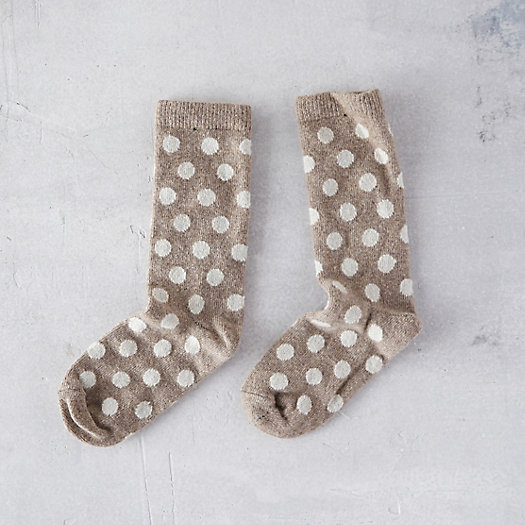 Women's Polka Dot Socks