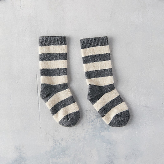 Toddler Rugby Stripe Socks