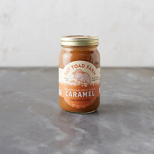 Fat Toad Farm Maple Caramel Sauce
