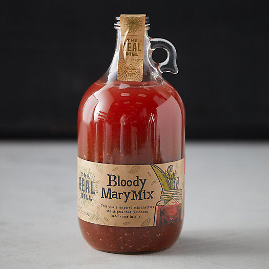 Real Dill Bloody Mary Mix Growler