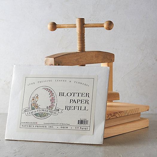 white blotter paper for sale