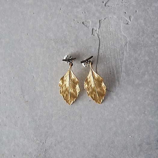 Birch Foliage Earrings