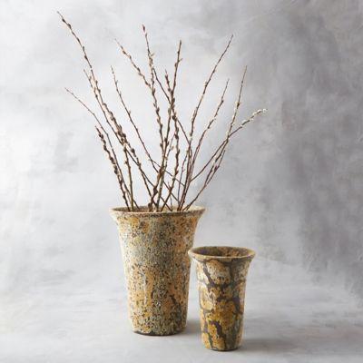 Barnacle Flare Pot