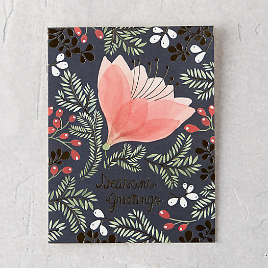 Amaryllis Bloom Card