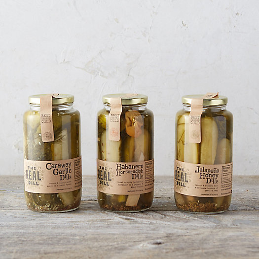 Real Dill Pickle Gift Set