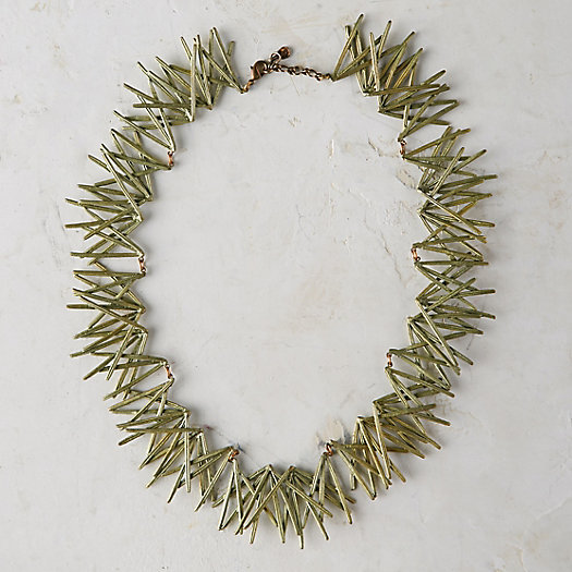 Sequoia Collar Necklace