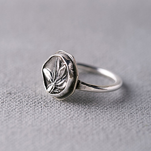 Heirloom Thyme Ring