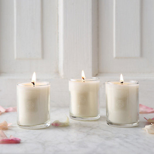 Linnea's Lights Votive Set, Peony