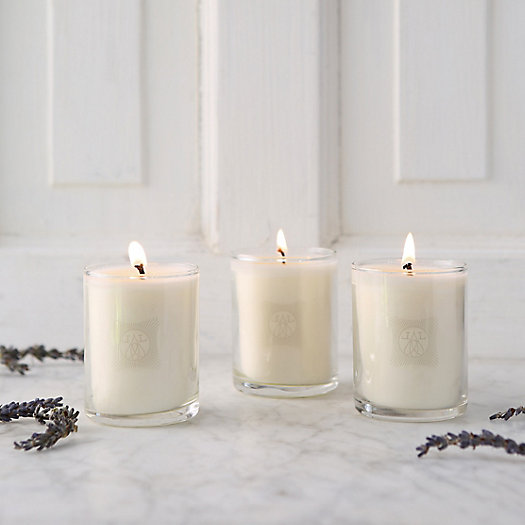 Linnea's Lights Votive Set, Lavender