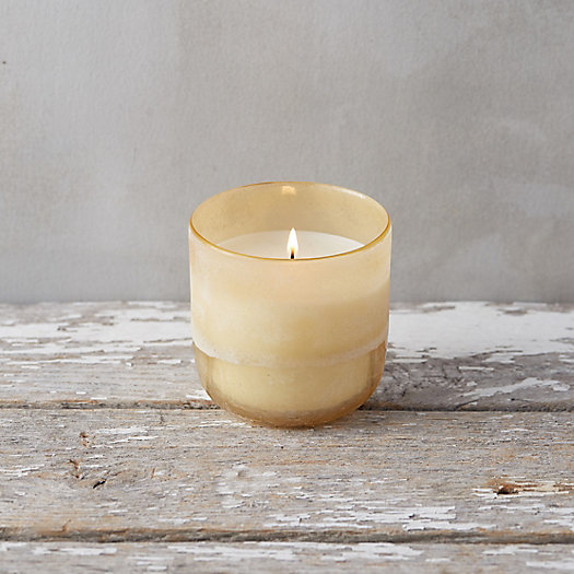 Horizon Glass Candle, Magnolia Blossom