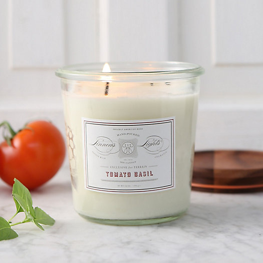Linnea's Lights Weck Candle, Tomato Basil
