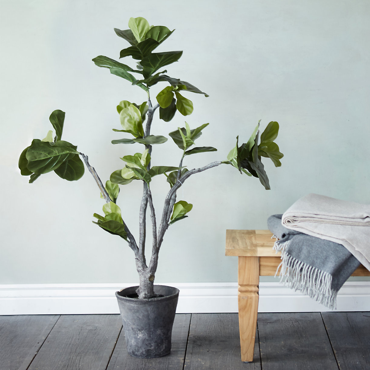 faux fiddle leaf fig tree loading zoom