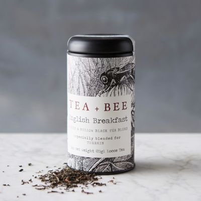 Oliver Pluff Tea + Bee English Breakfast Tea
