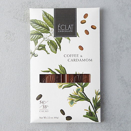 Coffee & Cardamom Chocolate Bar