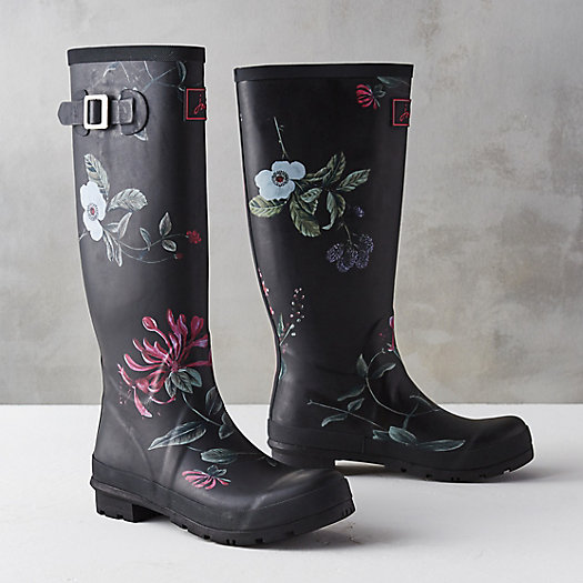 Bright Bloom Garden Boots, Tall