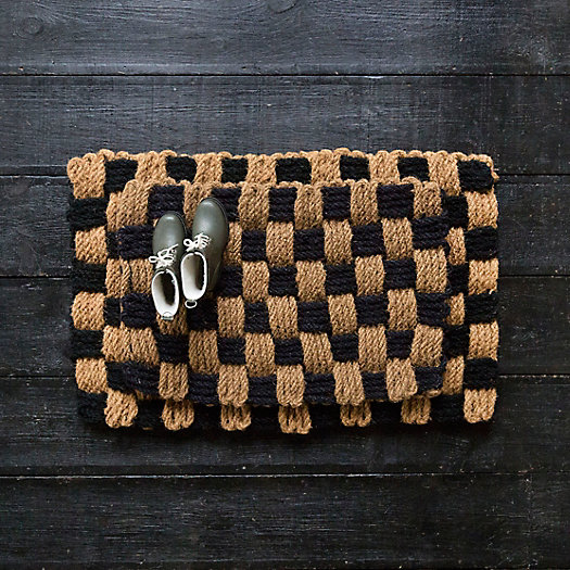 Checkerboard Doormat