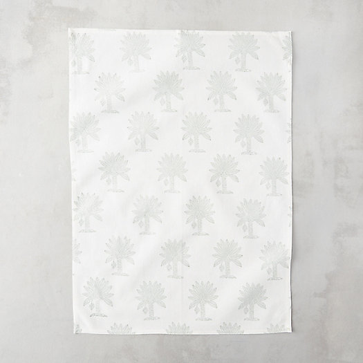 Palm Grove Tea Towel