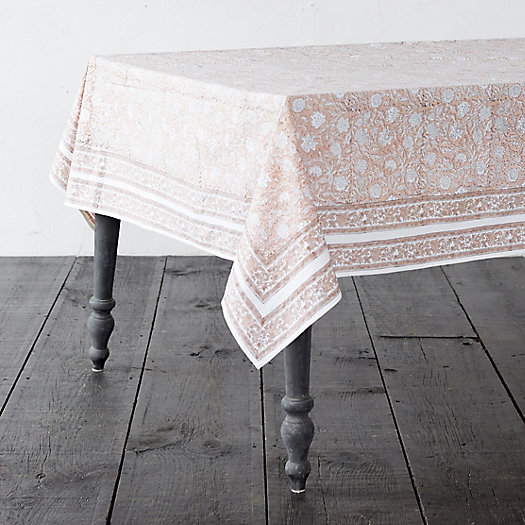 Hibiscus Bloom Tablecloth