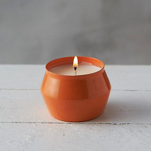 Mini Citronella Candle, Citrus Bergamot