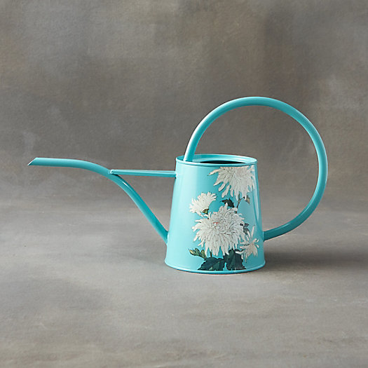 Chrysanthemum Steel Watering Can