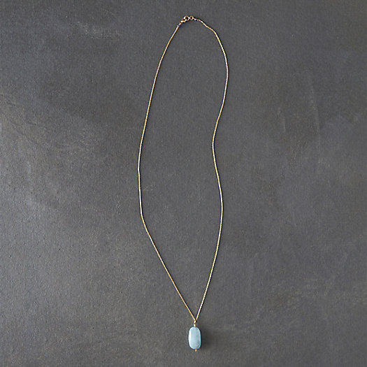 Stone Sphere Necklace
