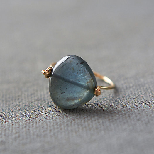 Stone Sphere Ring