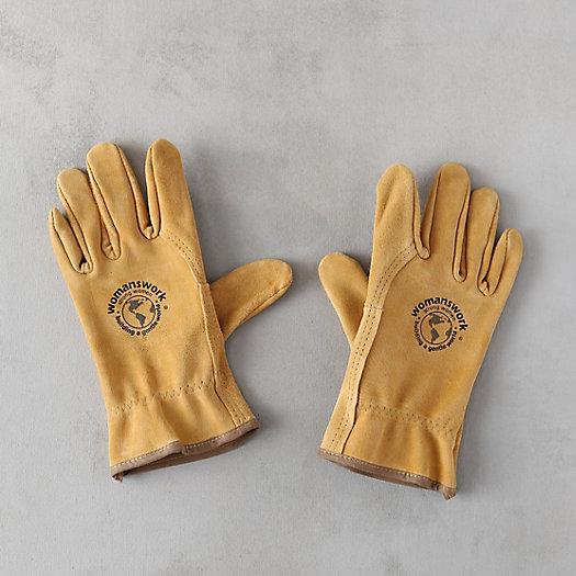 Leather Work Gloves