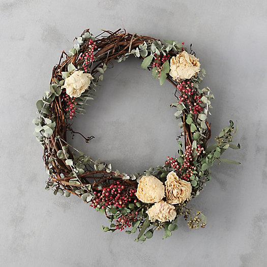 Eucalyptus & Pepperberry Wreath
