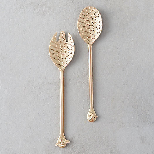Honeycomb Serving Set
