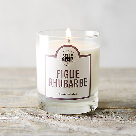 Figue Rhubarbe Candle