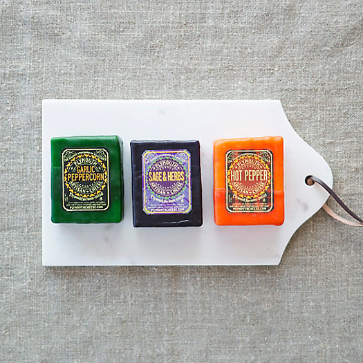 Plymouth Herbs & Spices Cheese Trio