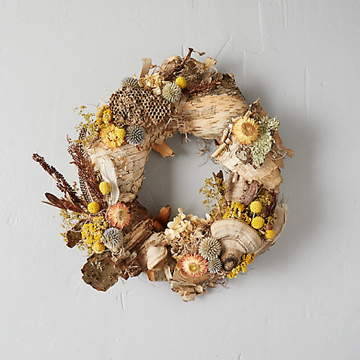 Foraged Forest Wreath