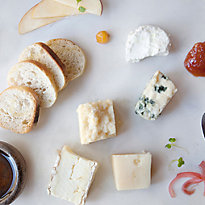 Fig + Cheese Plate