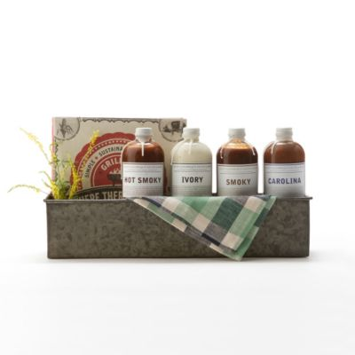 Backyard Barbecue Gift Set
