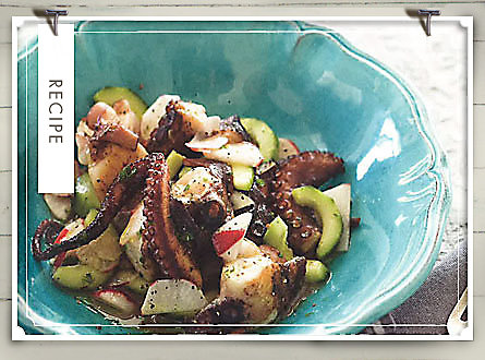 Recipe of the Week: Pulpo a la Plancha