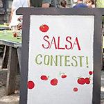 Summer's Bounty Staff Salsa Contest