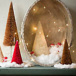 Holiday Open House: Winter Shadowboxes