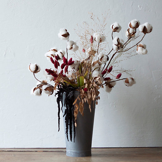 Shop the Project: Cotton & Hanging Amaranth Bouquet