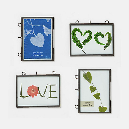 Shop the Project: Botanical Frame Greetings