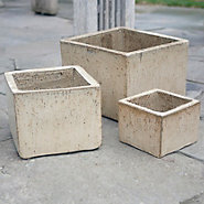 Low Square Pot