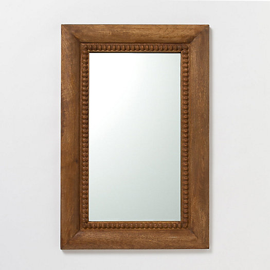 Dot Border Mirror