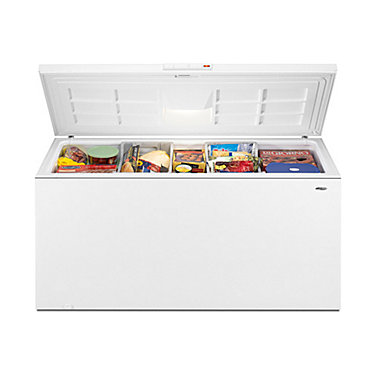 trust this energy efficient 21 7 cu ft capacity chest freezer to
