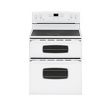 maytag double oven electric range manual