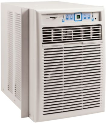 Some Frigidaire window unit air conditioners are equipped with a remote sensing feature. This feature reads the temperature at the remote and sends a signal to the