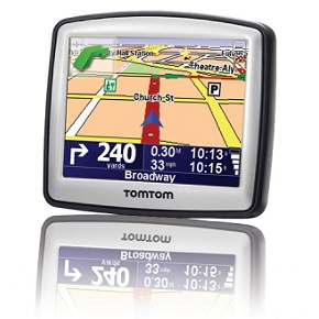 TomTom ONE 130S GPS car navigation system