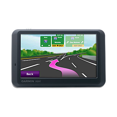 Garmin NUVI 755T 3D GRAPHICS