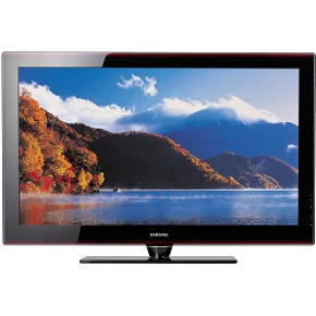 Samsung 58 Inch 1080p Plasma HDTV PN58A650 with RED Touch of Color with 1,000,000:1 Dynamic Contrast Ratio