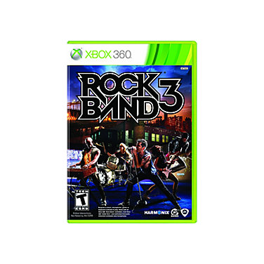 EA Rock Band 3