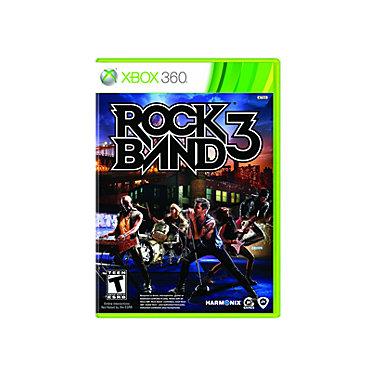 EA Rock Band 3