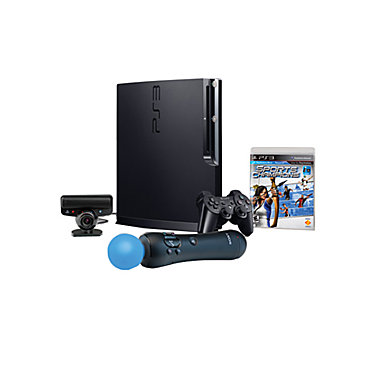 Sony PS3 Sports Champions Move Bundle